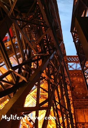Paris Eiffel Tower 7