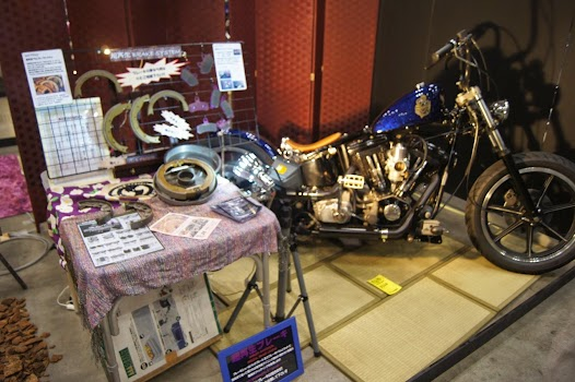 DSC06045 - YOKOHAMA HOT ROD CUSTOM SHOW 2014 道中記 当日編