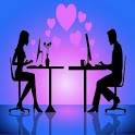 Dating Cafe Lounge icon