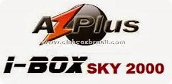 AZPLUZ I-BOX SKY S 2000