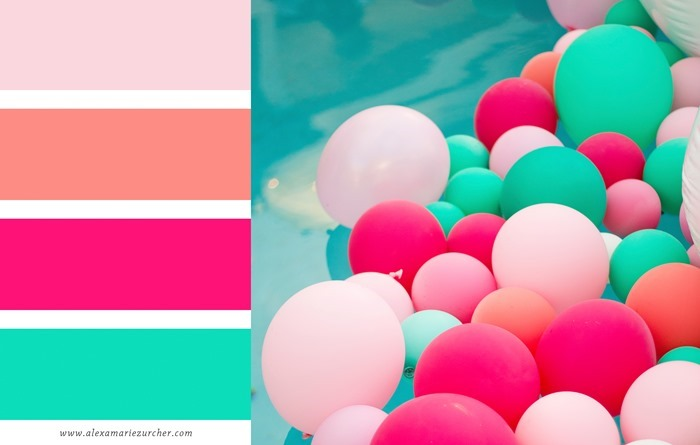 summer color palette
