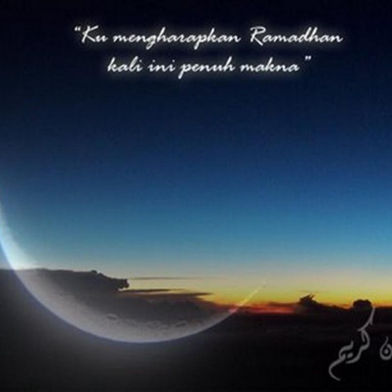 SIKAP-SIKAP NEGATIF SEBAHAGIAN UMAT ISLAM DI BULAN RAMADHAN