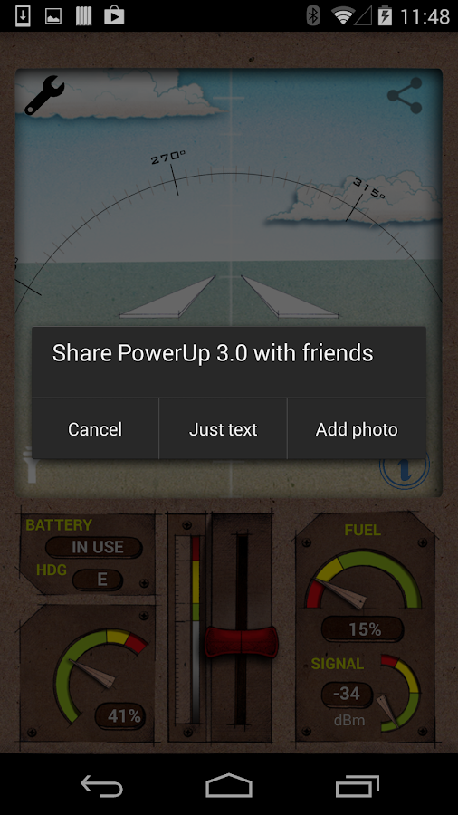 PowerUp 3.0- screenshot