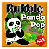 Bubble Panda Pop