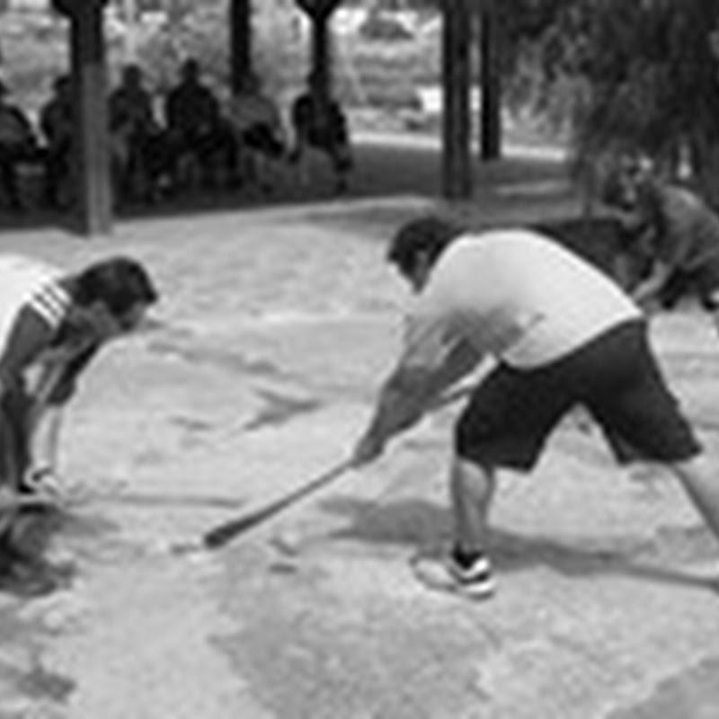 La Pina - (Juegos Tradicionales Canarios)