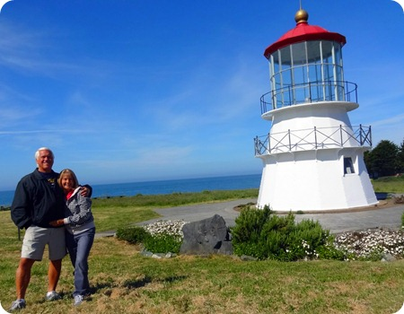 Us at lighthouse