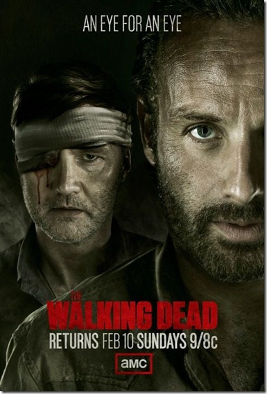 The Walking Dead Returns Poster