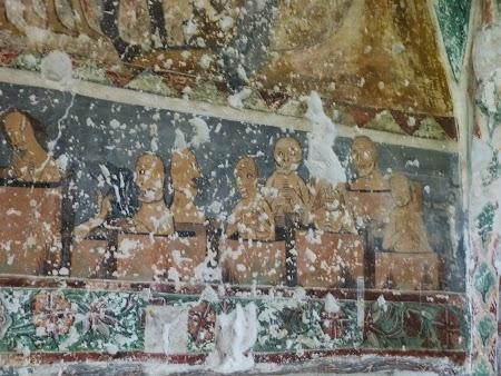 Fortificatii sasesti in Transilvania: oameni rai in iad