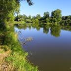 Loire rive droite en aval de Marclopt photo #1235