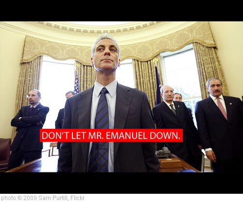 'Don't Let Mr. Emanuel Down 1280 x 1024' photo (c) 2009, Sam Purtill - license: http://creativecommons.org/licenses/by/2.0/