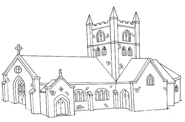 dibujos religiosos – Página 2 – Dibujos para colorear