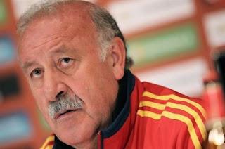 Espagne: Del Bosque ira au bout de son contrat