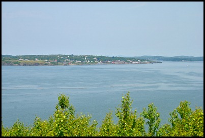 01j - Views - Across Friar Roads to Eastport, Maine