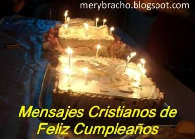 feliz cumpleaños frases cristianas