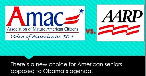 Amac Vs Aarp >> SlantRight 2.0: AARP Leftist – AMAC Conservative