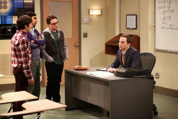 The Big Bang Theory 8x01-Crítica