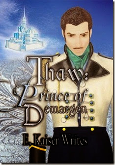 Thaw-Prince of Demargen Book Cover