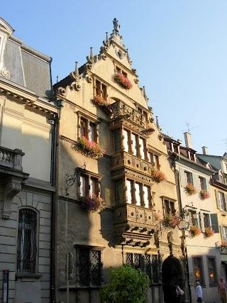 Maison des Têtes à Colmar