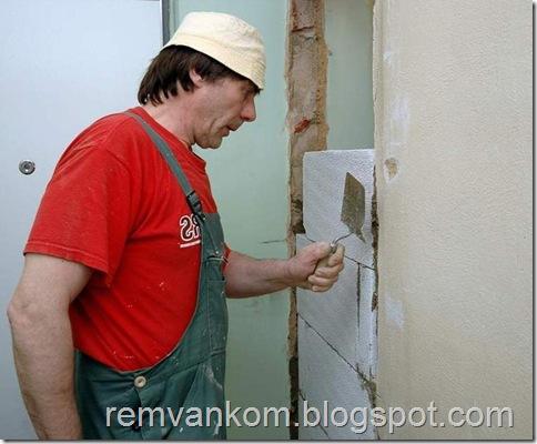 комплексной ремонт ванной комнаты 9