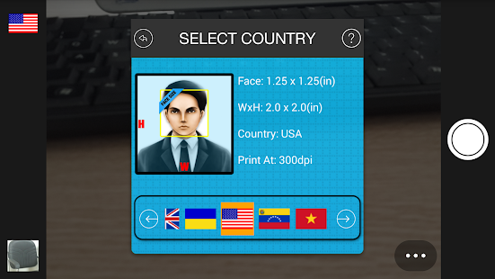 Face 360 - Passport Photo App- screenshot thumbnail