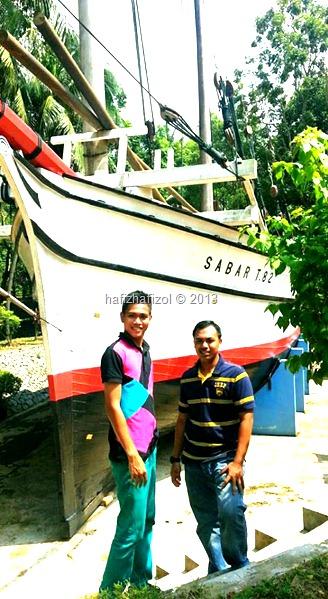 kapal muzium losong