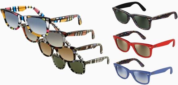 Óculos Ray-Ban Wayfarer da linha Rare Prints chega ao Brasil ... ee35178763