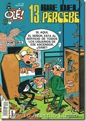 Mortadelo y Filemón #020 - 13 Rue Del Percebe