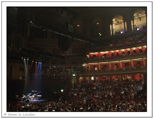 Royal Albert Hall PJ Havey