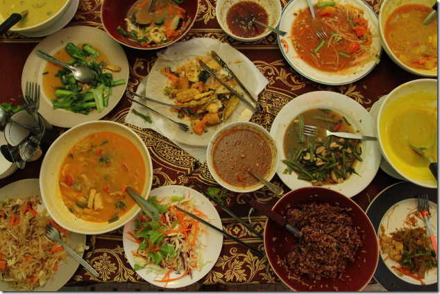 May Kaidee's - A Vegetarian's Delight in Thailand