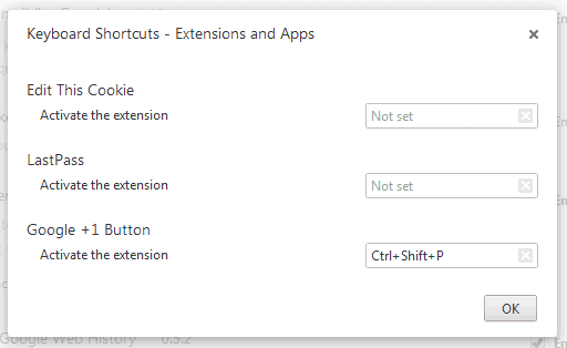 chrome-set-shortcuts