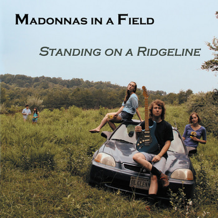 Madonnas in a Field - Standing on a Ridgeline