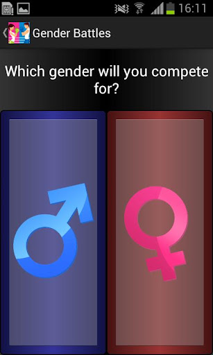 Gender Battle