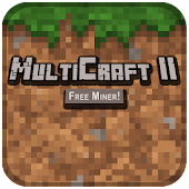 Download MultiCraft II — Free Miner! APK on PC