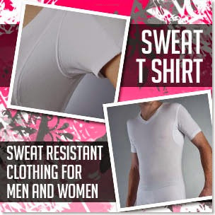 sweat proof undershirt
