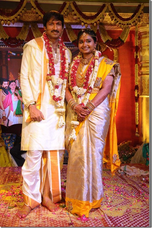 Hero Gopichand Marriage Photos, Celebs at Gopichand Marraige Stills