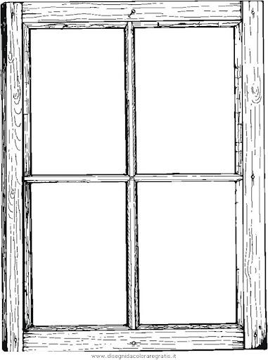 Window Para Colorear Imagui