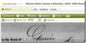 祖先.com..'Internet Explorer中的高级图像查看器显示更好的图像质量
