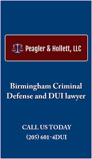 Peagler Hollett DUI Help App