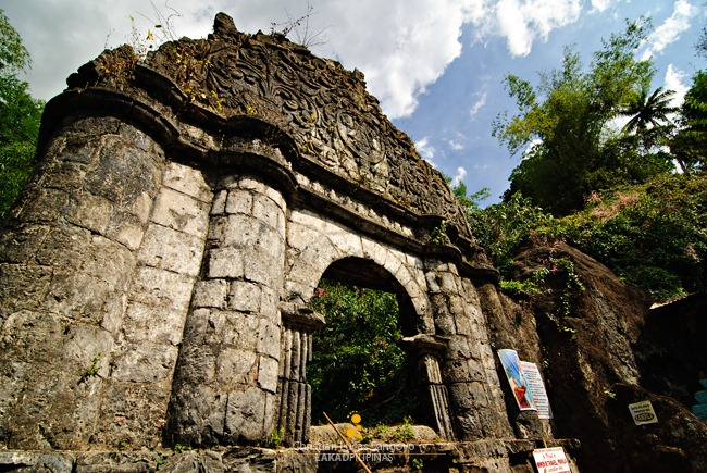 Sacred Well of Sta.Lucia Taal
