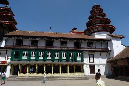 Palat regal Kathmandu