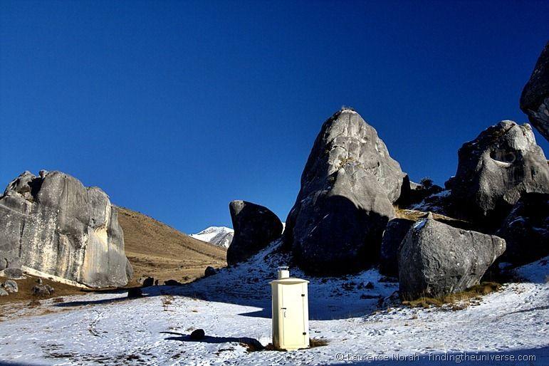 Castle Rock Reserve toilet2