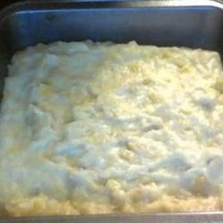 Maja Blanca Maiz (Corn Pudding)