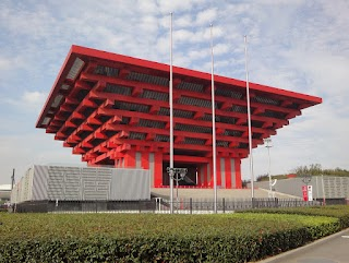 Pavillon chinois de l'Exposition universelle à Shanghai