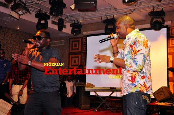 Welcome to Jayson Japy Blog: Dbanj and the MoHits crew