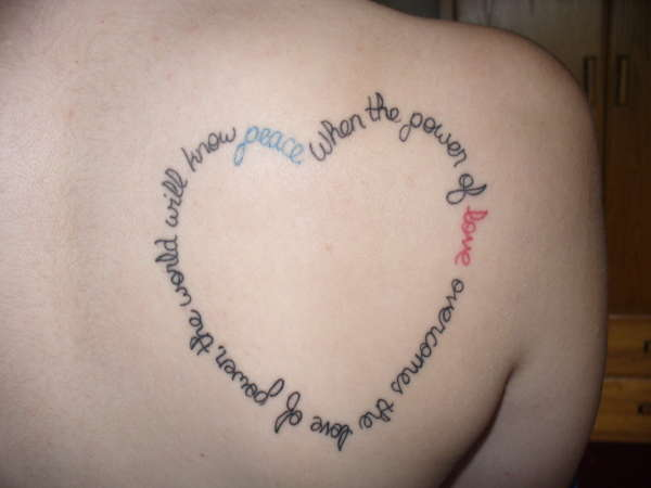 Great Meaningful Tattoo Quotes Images Meaningful And Inspiring