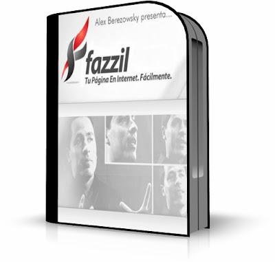 FAZZIL. Tu Página en Internet Fácilmente [ Curso ] – Una herramienta ridículamente FACIL para crear de inmediato páginas web optimizadas para vender