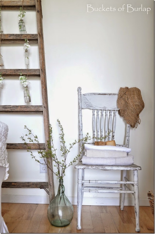 Spring Ladder 12