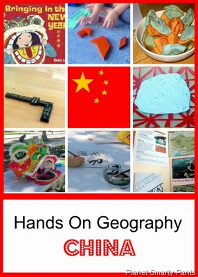 Hands-on-geography-China