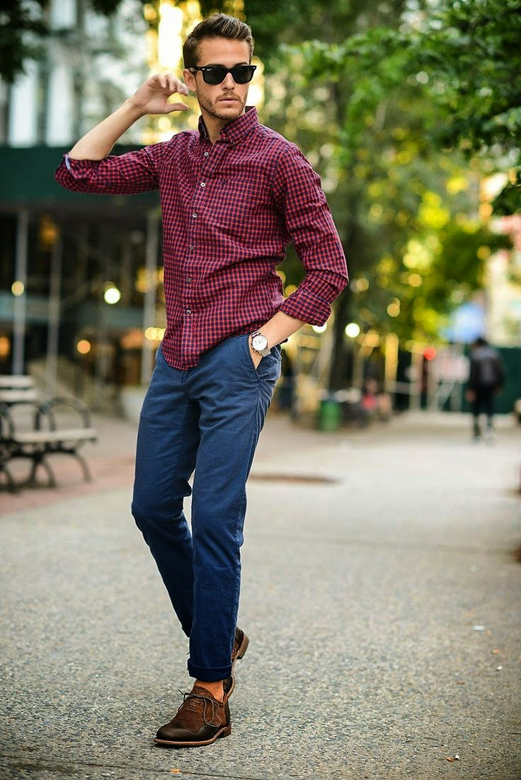 Casual chic Dicas de estilo para homem | Rita Completo