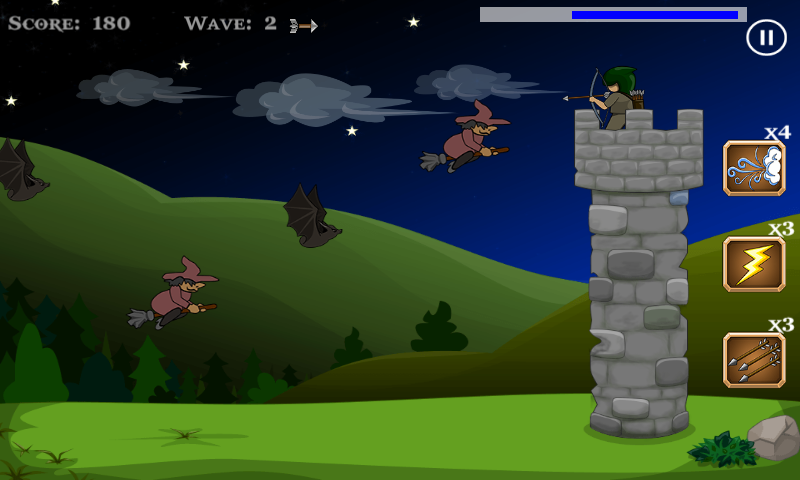 castle defence 5